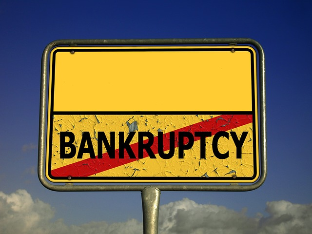 Advice for companies that have gone bankrupt